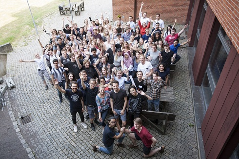 Nordic iGEM Conference participants